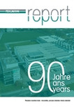Fehlmann AG Maschinenfabrik, machine builder, 90-year anniversary, customer magazine, REPORT, Swissmade